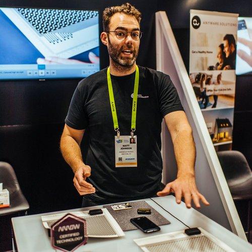 Arrow Electronics 2019 CES Activation