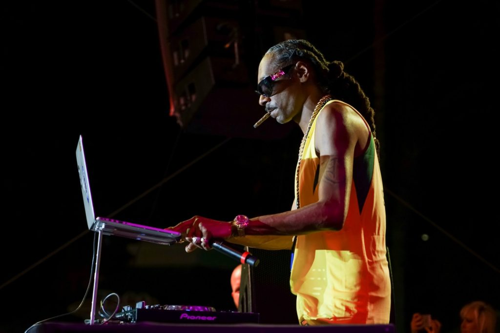 O Hello Media handled the shot list, photography and videography for WNBA's All Star Weekend featuring a performance by Snoop Dogg.