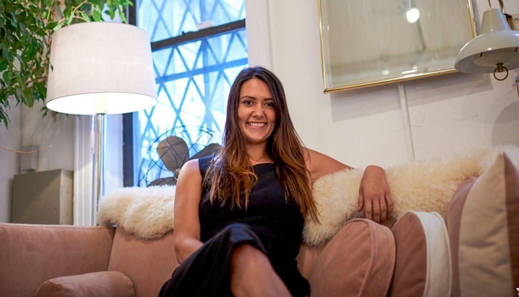 Maggie Balcerzak, Marketing Associate Pink Sparrow, Design and Fabrication Shop