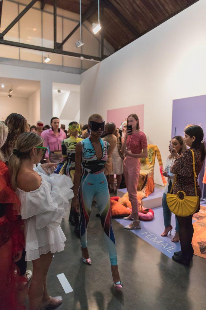 Teen Vogue NYFW event at Studio 525.