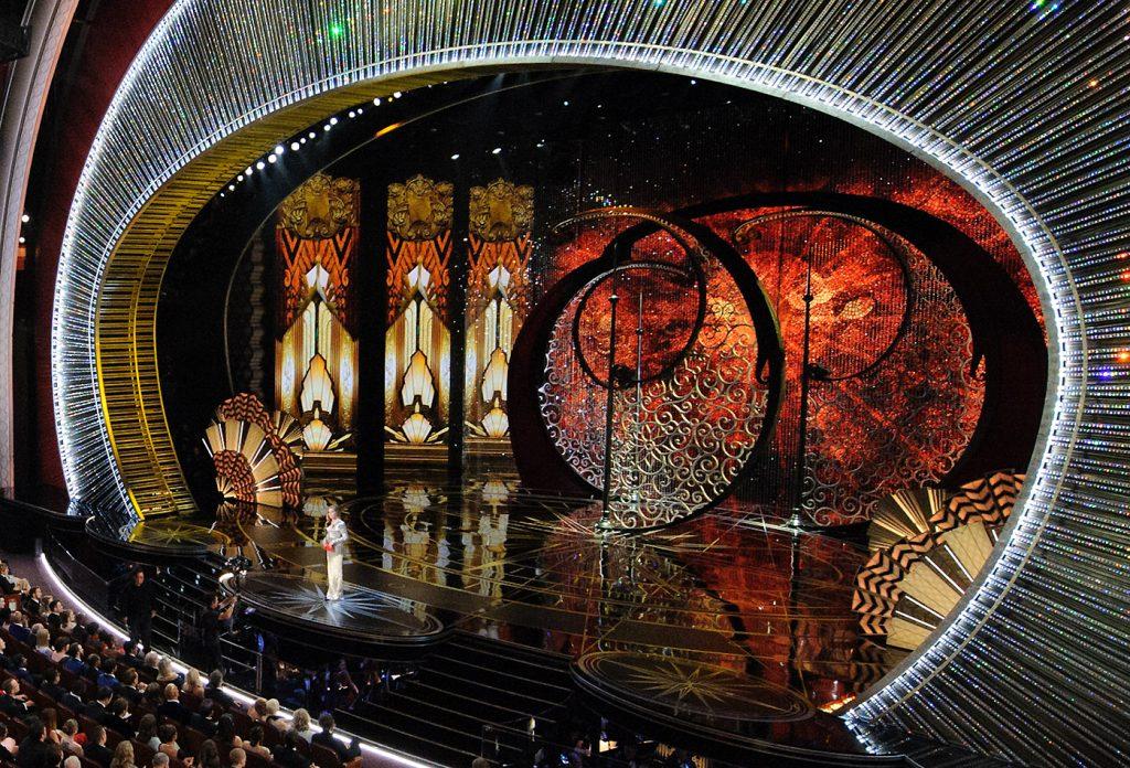 Designing the Oscars by Derek McLane.