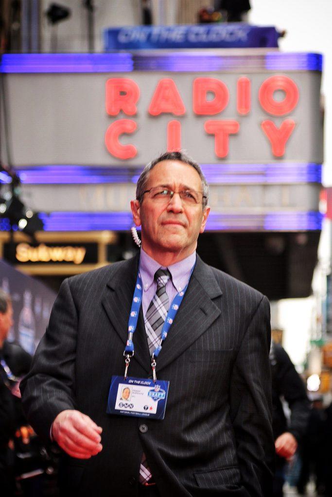 Event crisis specialist Frank Supovitz